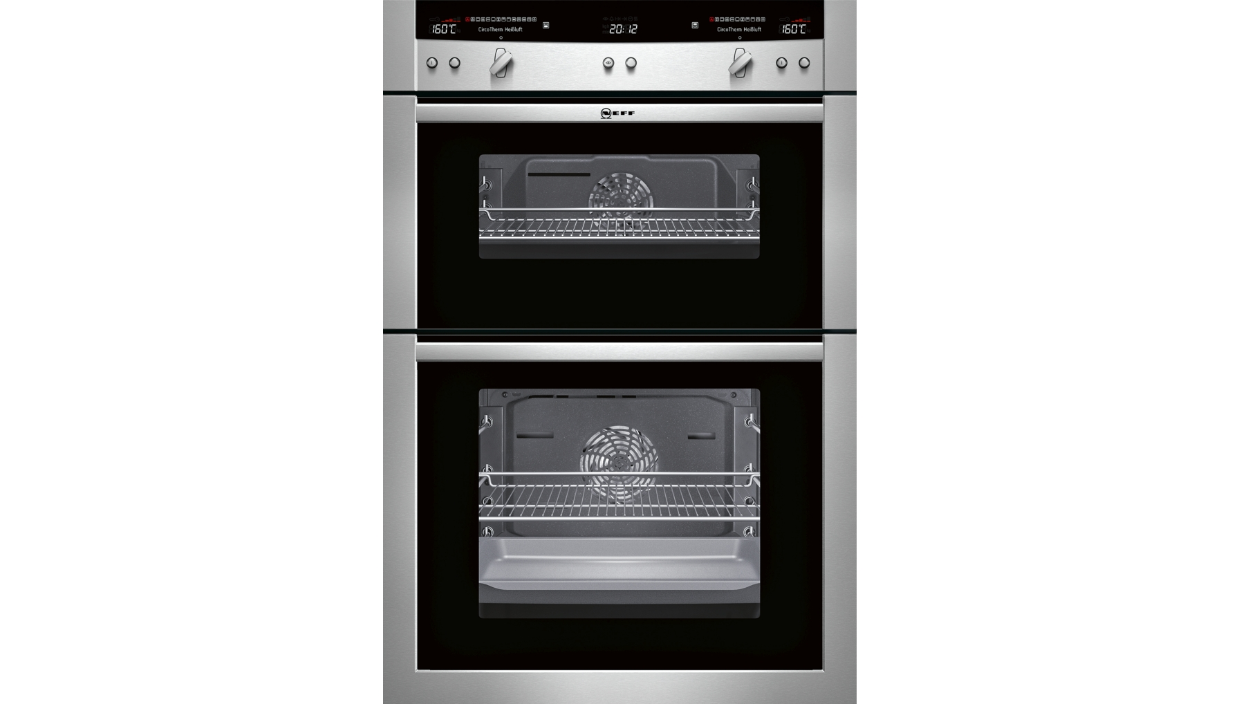 product showroom ovens double ovens u16e74n3gb. Black Bedroom Furniture Sets. Home Design Ideas