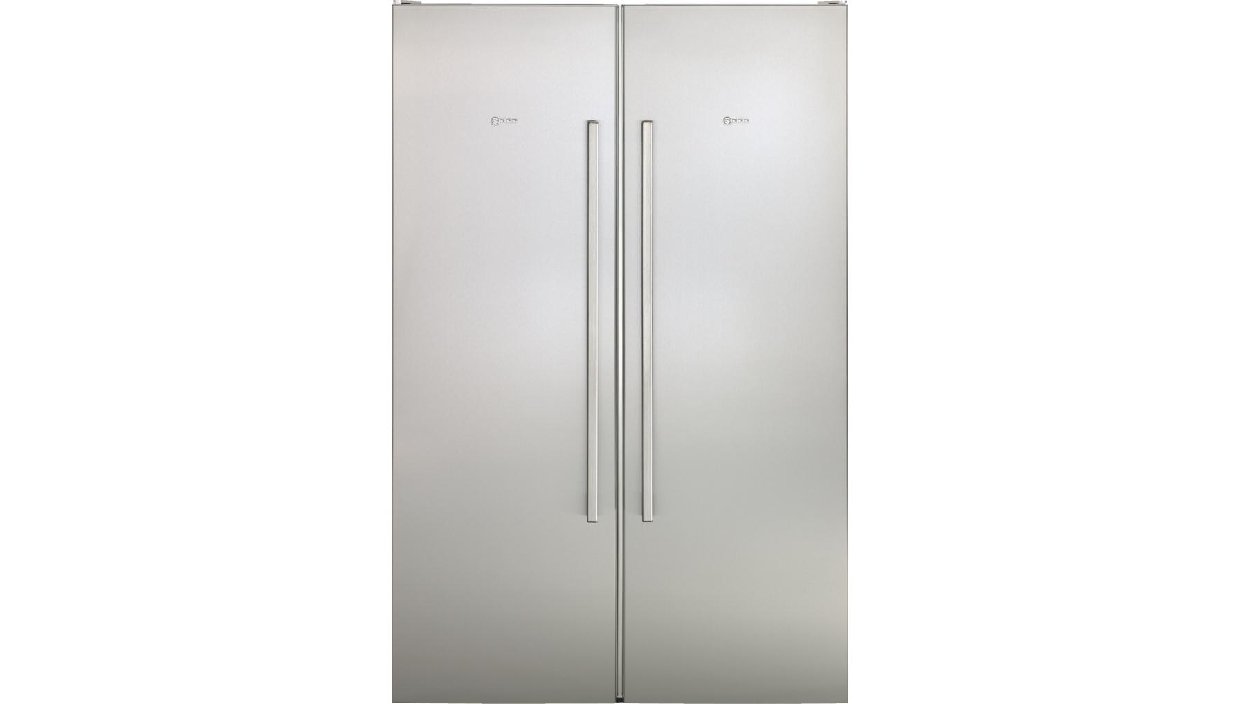 Produkte gefriergerate alle gefriergerate ka8998i30 for Neff side by side kühlschrank