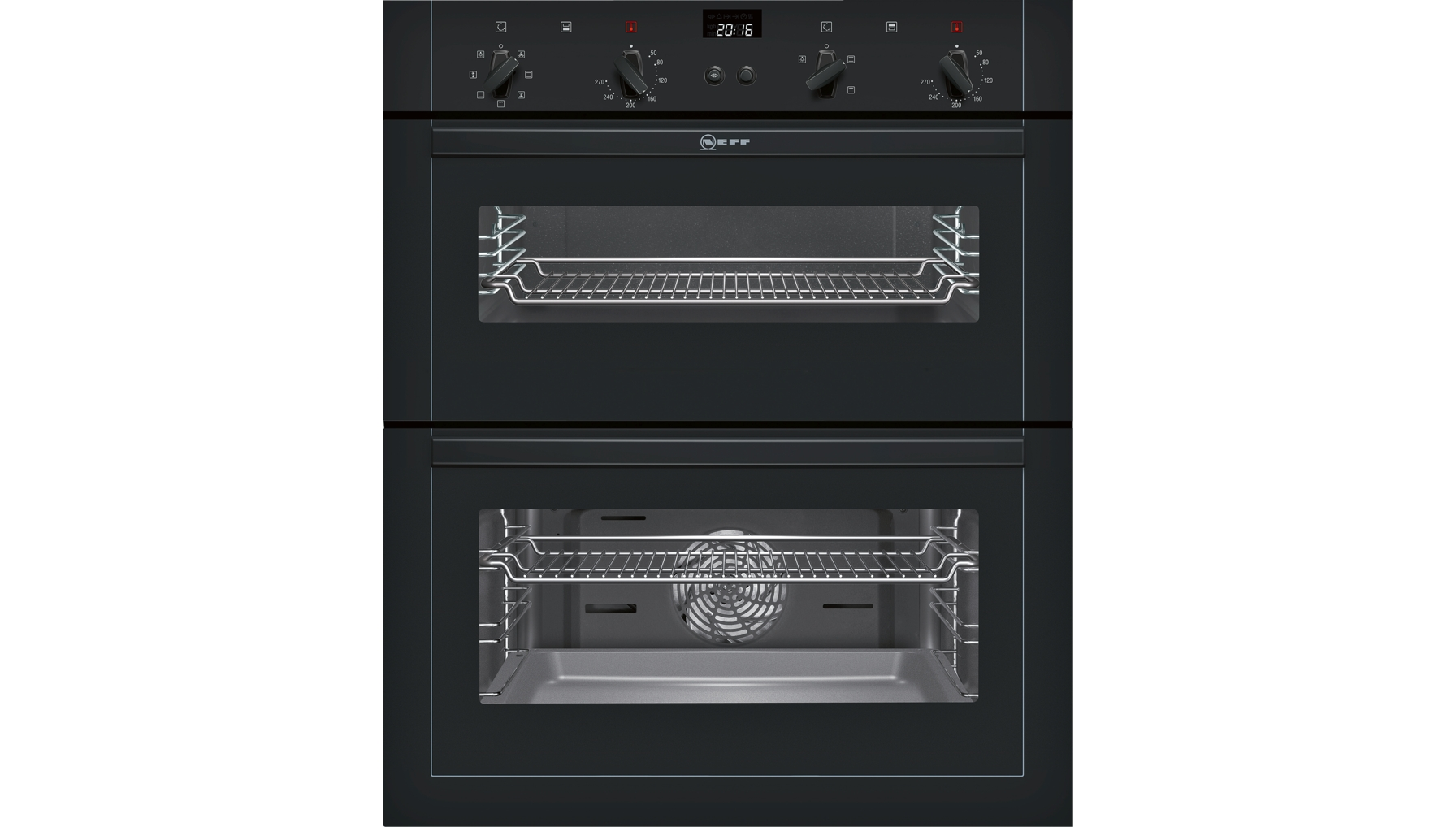 product showroom ovens double ovens u17m42s5gb. Black Bedroom Furniture Sets. Home Design Ideas