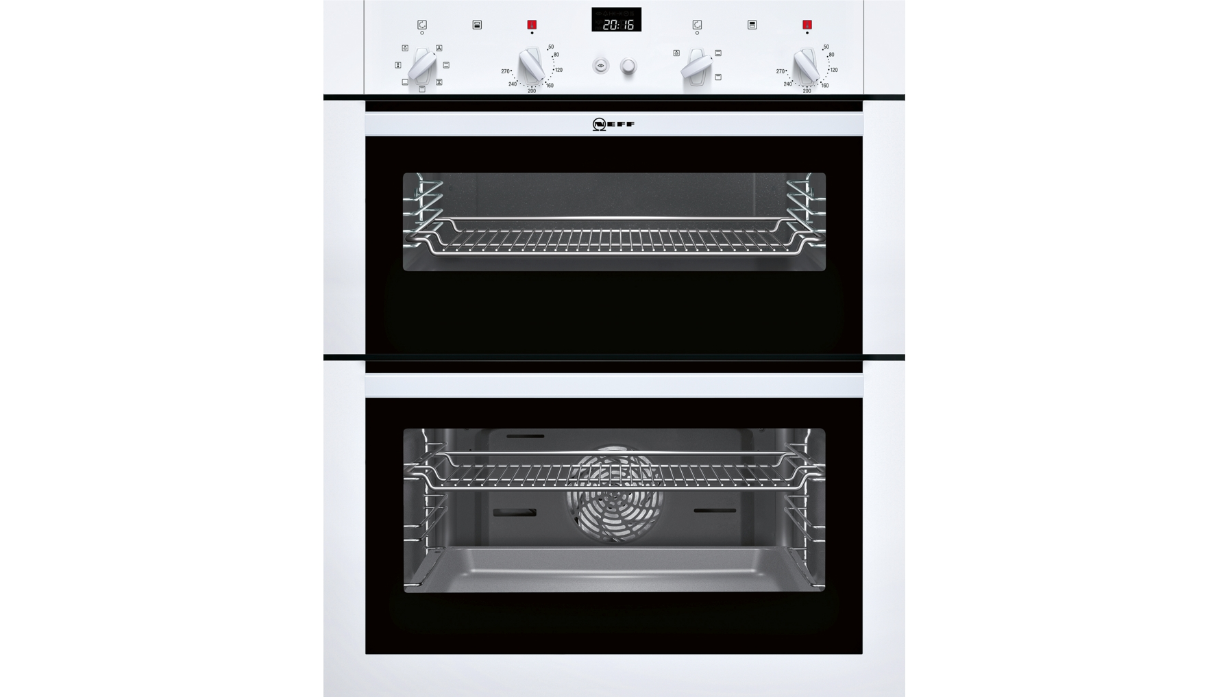 product showroom ovens double ovens u17m42w5gb. Black Bedroom Furniture Sets. Home Design Ideas