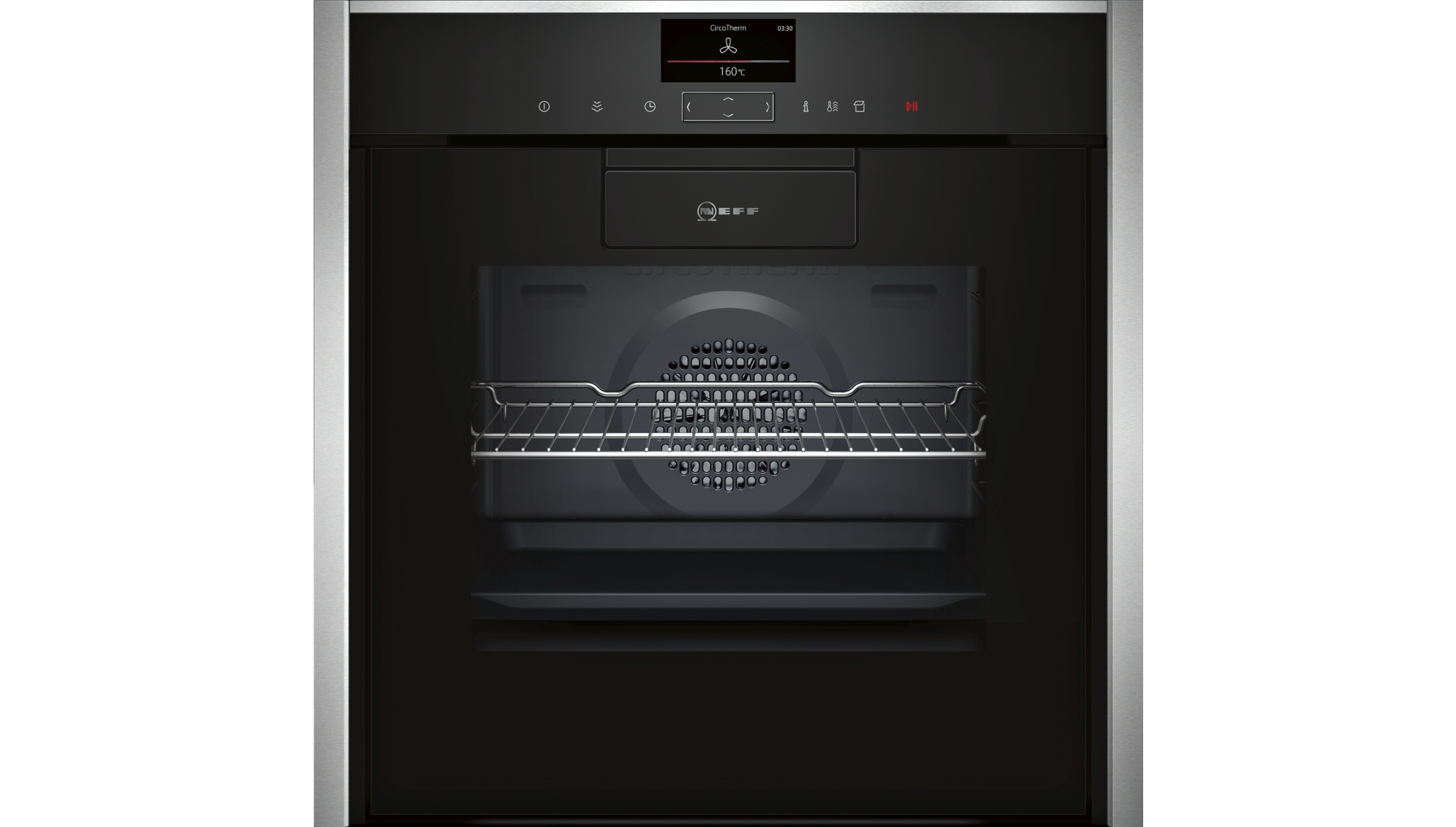 producten ovens ovens 60 cm b87vs24n0. Black Bedroom Furniture Sets. Home Design Ideas