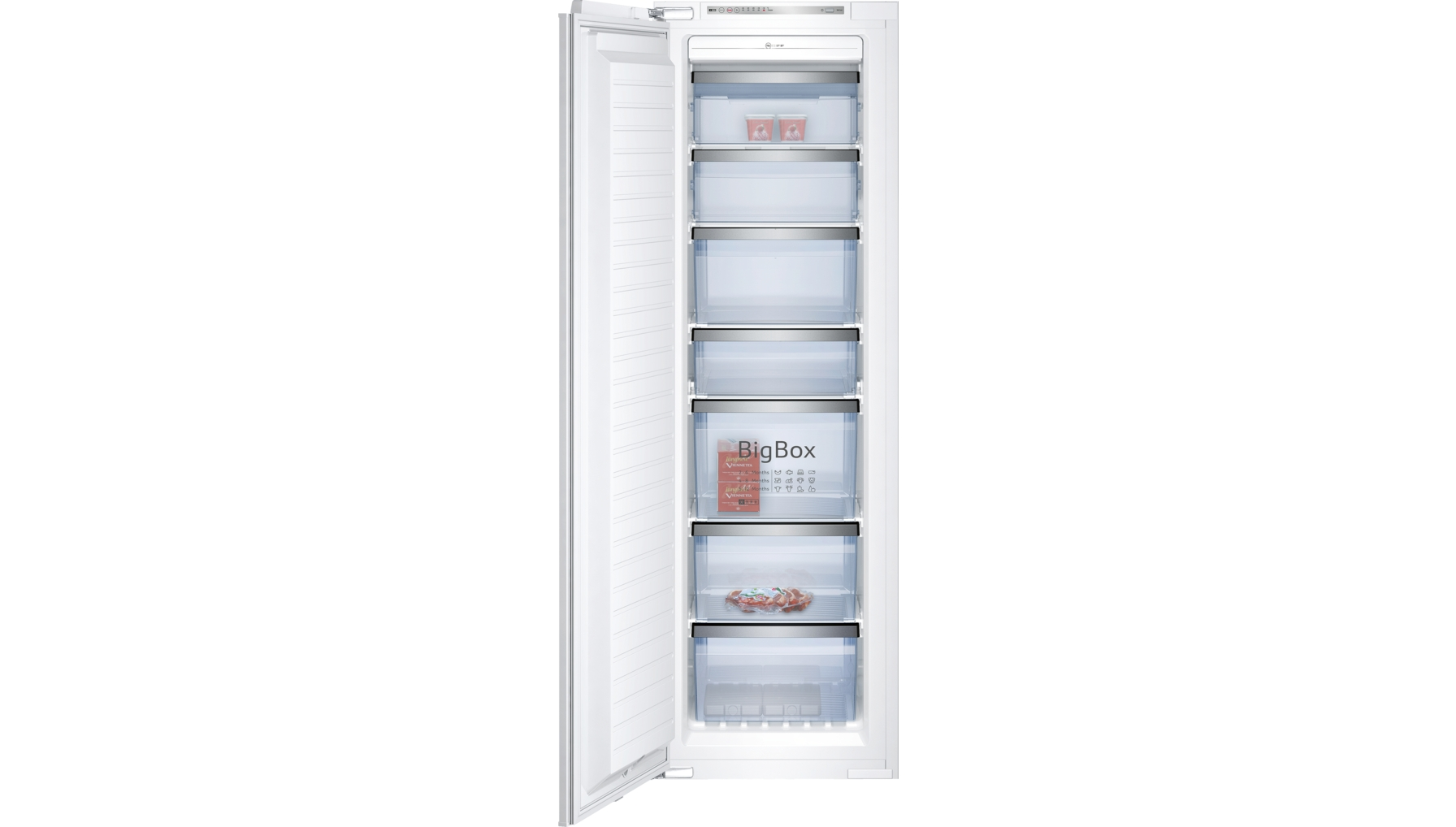 product showroom fridges and freezers freezers g4655x7gb. Black Bedroom Furniture Sets. Home Design Ideas