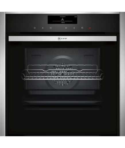 combi steam oven b48ft78n1b neff. Black Bedroom Furniture Sets. Home Design Ideas