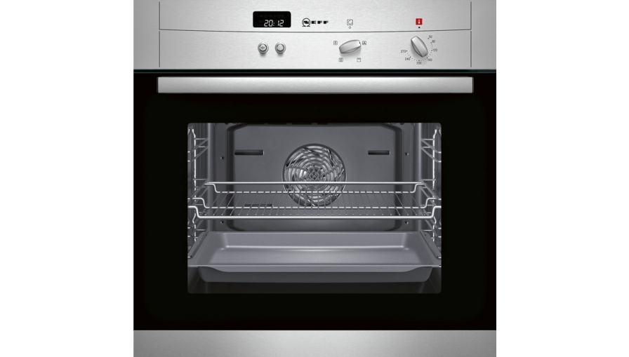 Product showroom ovens single ovens b12s22n3gb - Neff single oven with grill ...