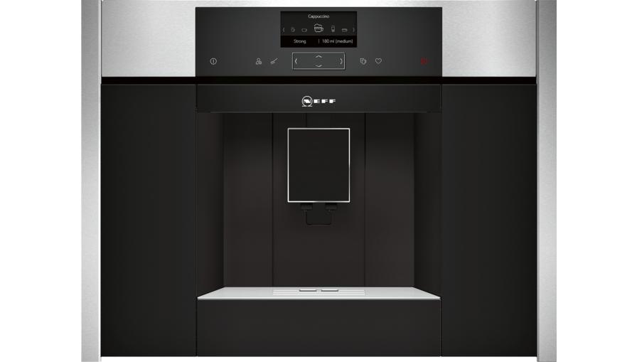 neff produkte kaffeevollautomat kaffeevollautomat. Black Bedroom Furniture Sets. Home Design Ideas