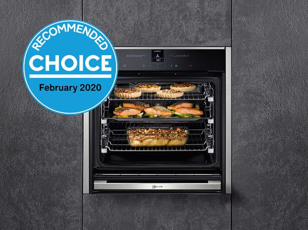 NEFF Choice recommended oven Promotions