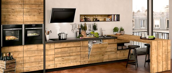 Kompaktbacköfen für Ihre Küche | NEFF Hausgeräte