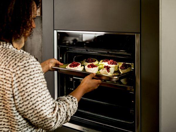 Pyrolytic Self Cleaning Ovens Neff Uk