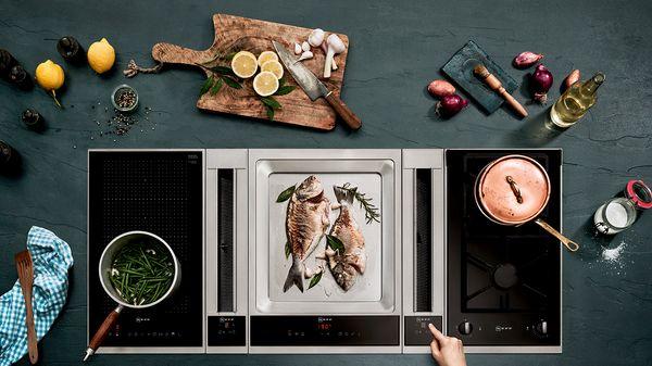 Modelli piani cottura per la tua cucina   NEFF