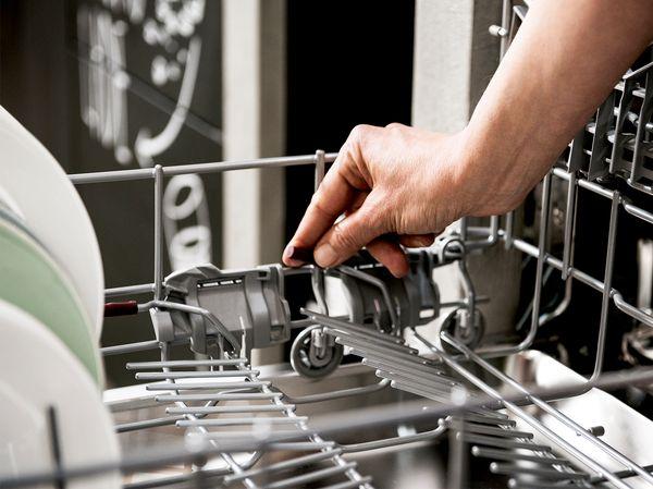 Встроенная многозадачность - аксессуары для посудомоечных машин NEFF
