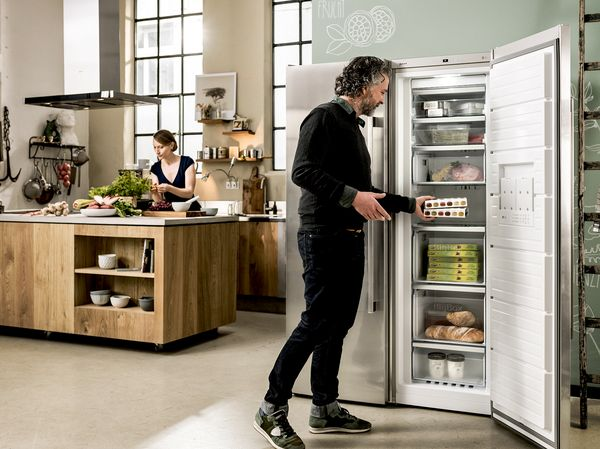 Support for NEFF fridges and freezers