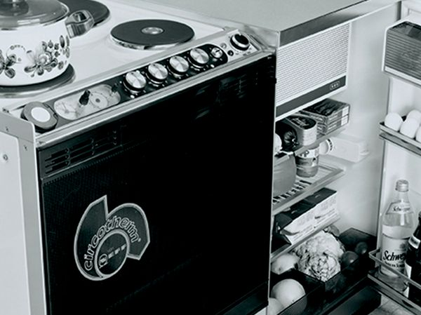 140 anni di passione in cucina neff