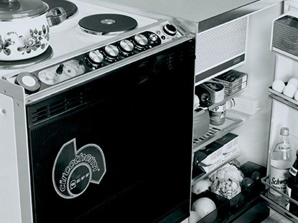 70-a leta - Kuhajte po svoje