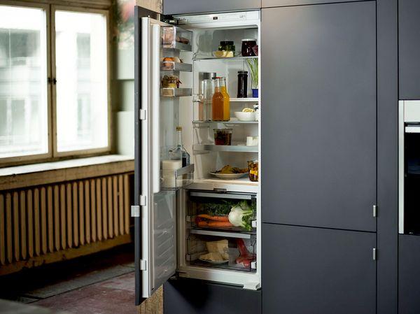 Kühlschrank Und Gefrierschrank Mit Eiswürfelspender : Side by side kühlschrank test vergleich bild