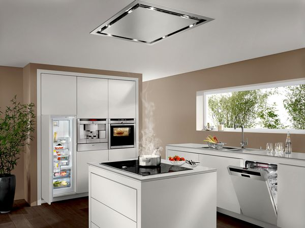 Ceiling Installation Cooker Hoods Neff Uk