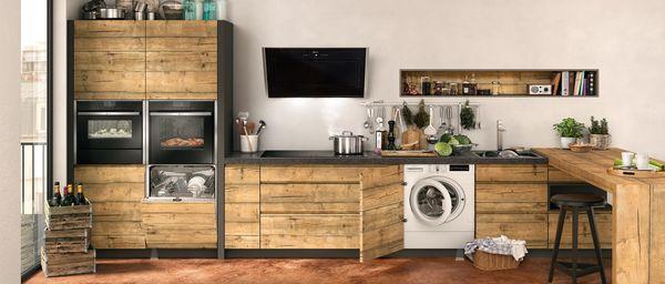 NEFF UK | Quality Built In Kitchen Appliances