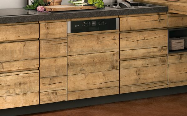 Semi Integrated Dishwashers For Your Kitchen Neff