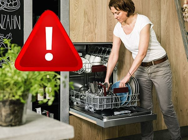 NEFF Dishwasher Repair
