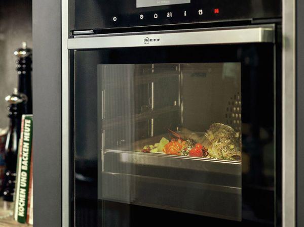 Dampfgarer Und Dampfbackofen Zum Einbau Für Ihre Küche Neff