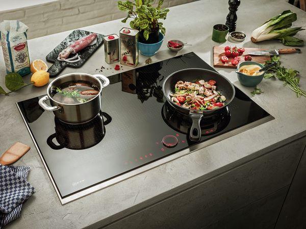design de qualité 4e50a 1b373 Tables de cuisson pour votre cuisine | NEFF