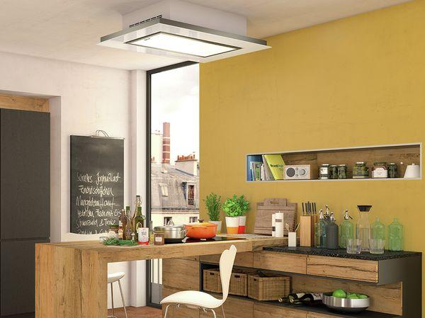 Hottes De Plafond Pour Votre Cuisine Neff