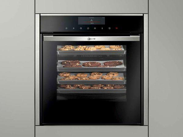 Dampfgarer und Dampfbackofen zum Einbau für Ihre Küche | NEFF