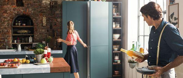 Kühl Gefrierkombination Für Ihre Küche Neff