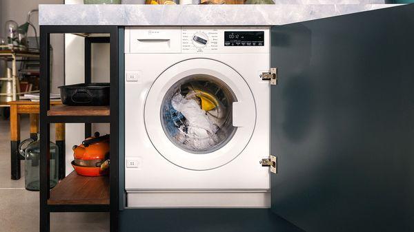 Waschmaschinen & Trockner für Ihre Küche | NEFF