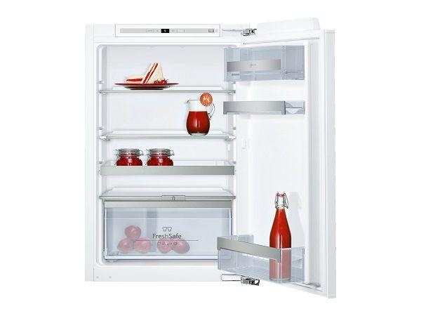 Kleiner Kühlschrank Stiftung Warentest : Kühlschrank einbau freistehend für ihre küche neff