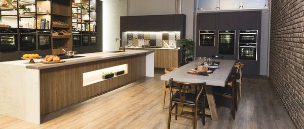 Ordinaire The NEFF Kitchen At UnserHaus Auckland