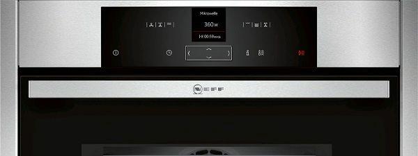 Backöfen Mit Mikrowelle Von NEFF Für Ihre Küche