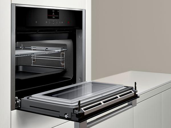Neff Built in Microwave | Black